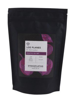 Hele kaffebønner fra Los Planes i El Salvador