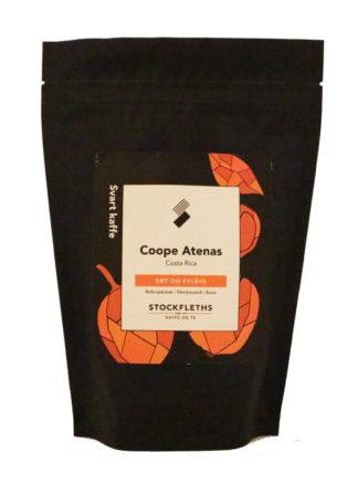Bilde av kaffebønner fra Costa Rica