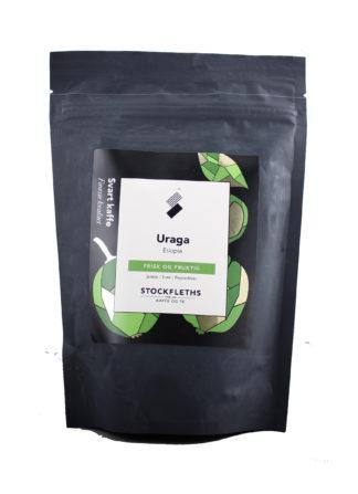 Bilde av høykvalitets kaffebønner fra Etiopia